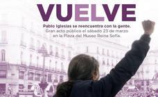 Los cinco grandes errores del cartel machista de Pablo Iglesias