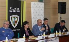 El Barakaldo estrena su Club de Empresas