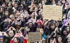 Bilbao vuelve a entonar el 'himno de la huelga'