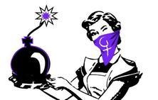 «Hago apología de la igualdad», se defiende la autora del polémico cartel del 8-M de Ermua