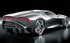 Buggatti fabrica el coche más caro del mundo: 16,7 millones de euros