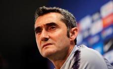 Valverde, sobre la crisis del Madrid: «En una semana las cosas pueden cambiar para cualquier equipo»