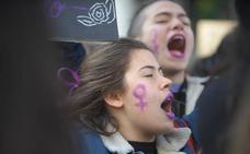 Las fotos de la jornada del 8-M en Bizkaia