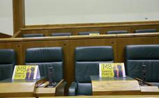 El Parlamento vasco suspende su pleno por falta de quórum