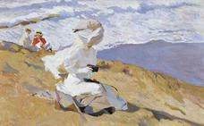 La National Gallery rinde homenaje a Sorolla
