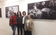 La exposición 'Womenbi' visibiliza el trabajo de una veintena de mujeres en Basauri