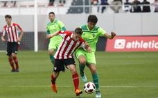 Anduva testa a Guruzeta y al Bilbao Athletic