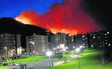 «El fuego nos generó angustia porque amenazaba a muchas viviendas»