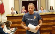 EH Bildu acusa a Iñaki Oyarzábal de ser un «nostálgico del franquismo»