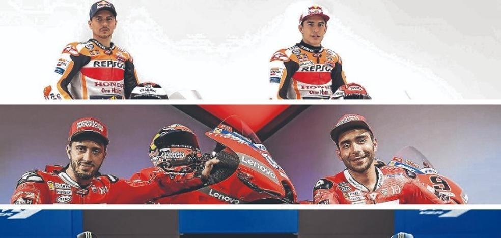 ¿Sabrán convivir Márquez y Lorenzo en el mismo equipo?
