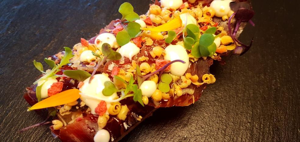 La gastronomía leonesa vuelve a degustarse en Vitoria