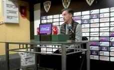 «Yo no he visto falta en el penalti», protesta Larrazabal