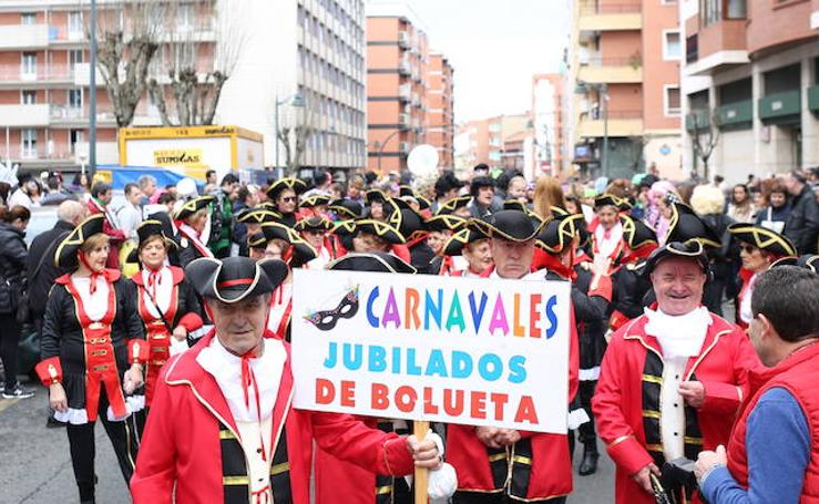 Santutxu celebra su Carnaval