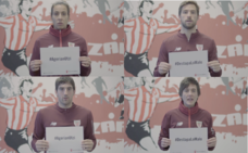 El Athletic se suma a una campaña de Save The Children contra los abusos