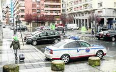 La Ertzaintza se plantea dejar coches patrulla vacíos en la calle para disuadir a los ladrones
