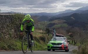 ¿Cambio de bici en la Itzulia?