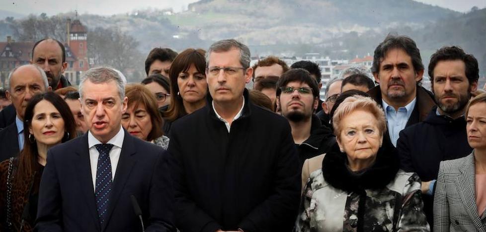 Urkullu: «Después de la disolución de ETA hay que decir al unísono que matar fue injusto»