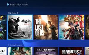 PlayStation Now: el Netflix del videojuego ya disponible en España