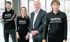 «Si juegas en la selección, debes asumir que eres un referente», dice Del Bosque