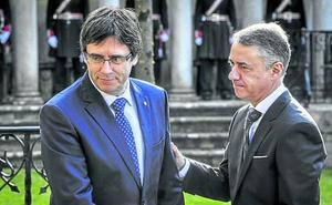 Puigdemont insinúa que Urkullu mintió en el Supremo y ahonda la brecha con el PNV