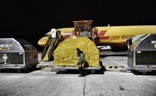 Foronda vuelve a crecer en tráfico de carga tras tres meses de caída