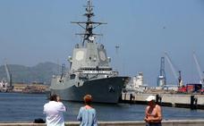 Los barcos más notables que han amarrado en el Puerto de Bilbao