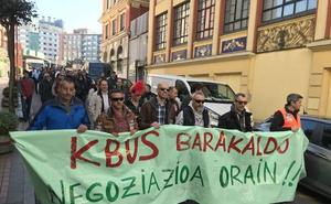 Desconvocada la huelga en el Kbus de Barakaldo