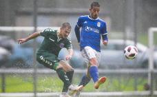 Un joven Oviedo B amenaza Sarriena