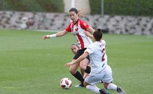 Azkona da el triunfo al Athletic 'in extremis'