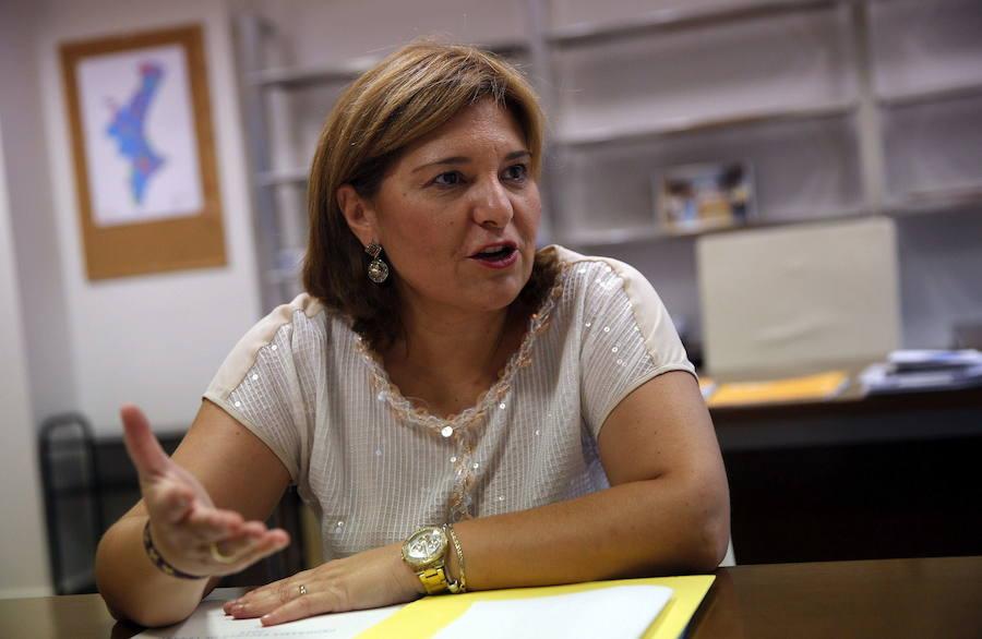 A la presidenta del PP valenciano le gusta el rock radical vasco