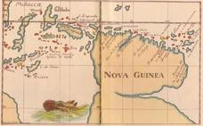 El alavés que bautizó la isla de Nueva Guinea