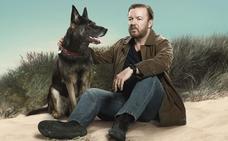 Ricky Gervais es humano