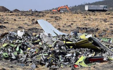 EE UU también deja en tierra el avión 'maldito' de Boeing
