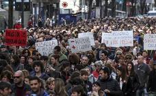El Gobierno vasco descarta más dinero para la concertada en una fase crítica con 10 huelgas más