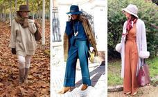 Quince mujeres maduras que triunfan en Instagram por su estilo (y dos son de Bilbao)