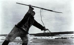 'Nanuk, el esquimal', la puesta de largo del cine documental