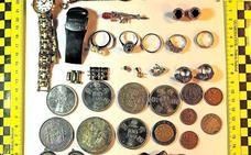 Caen los autores de 34 robos de joyas en casas de ancianas en Bilbao, Basauri y Cantabria