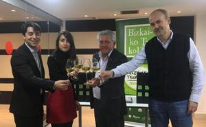 Menos txakoli en Bizkaia, pero de una «gran calidad»