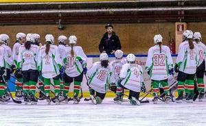 El Sumendi se queda sin opciones de disputar la final de la liga de hockey hielo