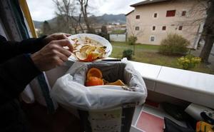 El reciclaje orgánico desembarca en Bermeo para elaborar compost «de calidad»