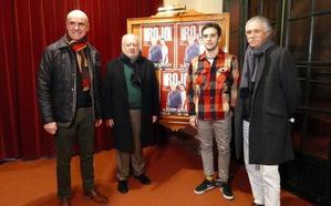 Juan Echanovek zuzendutako 'Rojo' antzezlana izango da gaur Principal Antzokian
