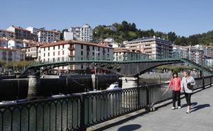 La Diputación iniciará en dos semanas la reforma del puente de Ondarroa