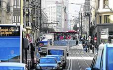 Bilbao retoma la idea de los peajes para controlar el acceso a la ciudad