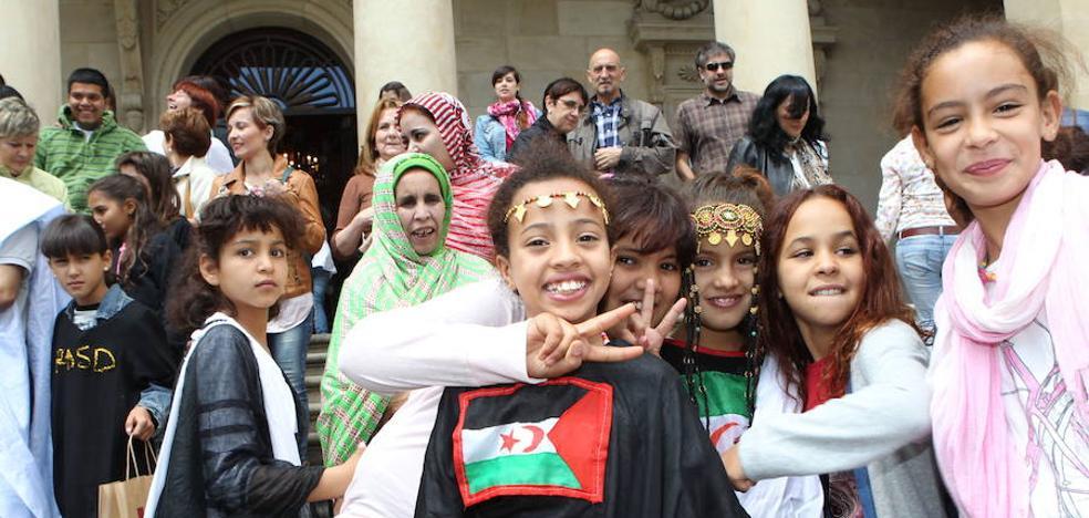 Se buscan familias alavesas que quieran acoger a niños saharauis este verano