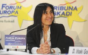 «La sociedad vasca es imposible de imaginar sin su universidad», destaca la rectora de la UPV