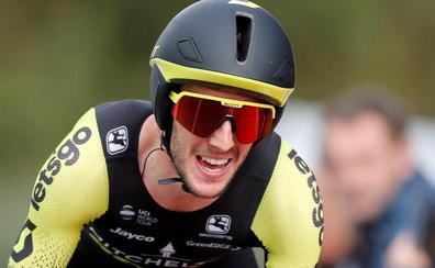 Simon Yates gana la contrarreloj de la París-Niza