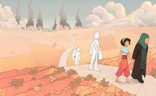 'Massira', el drama de los refugiados hecho videojuego