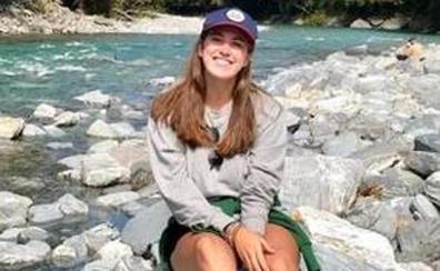 Una joven cántabra en el atentado de Nueva Zelanda: «Solo pensaba en correr»