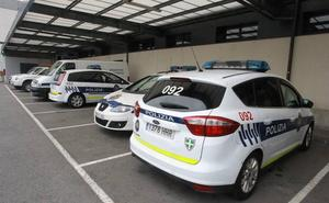 Denuncian la pérdida de un 30% de agentes en la Policía Municipal de Basauri