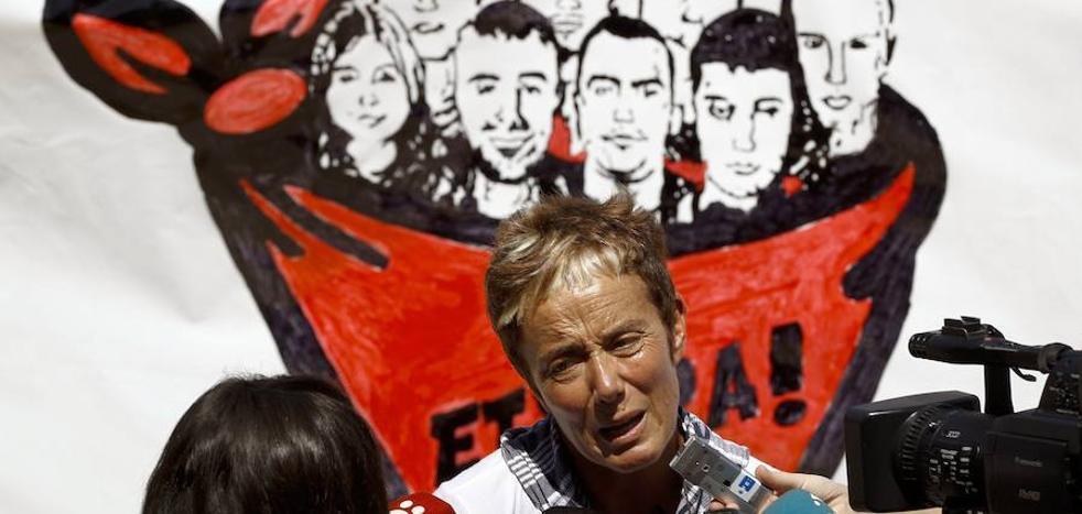 Las madres de cuatro de los condenados de Alsasua se desmarcan de «cualquier candidatura política»